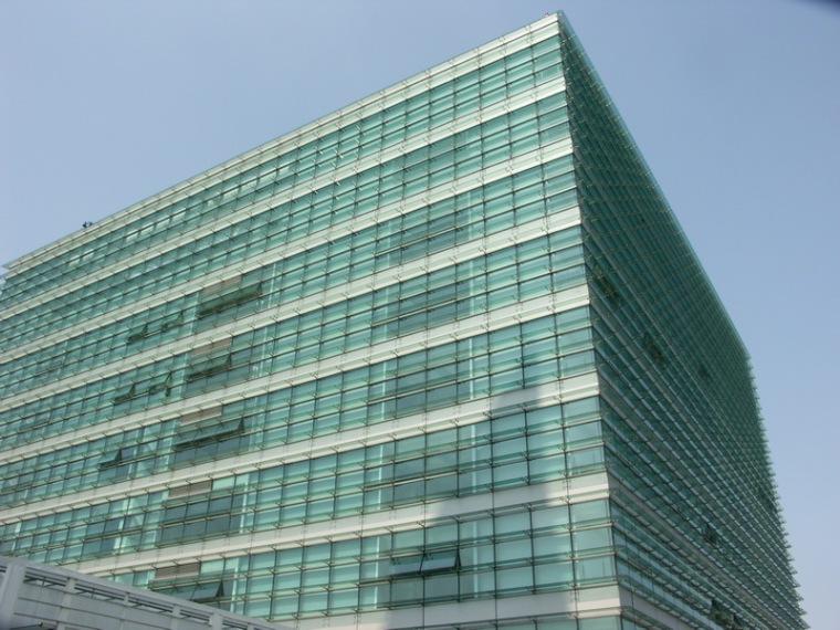 中山医院门急诊医疗综合楼工程第14张图片