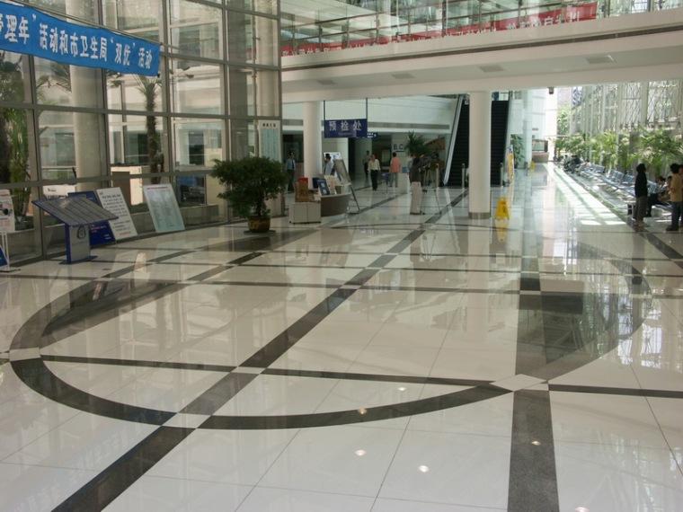 中山医院门急诊医疗综合楼工程第17张图片