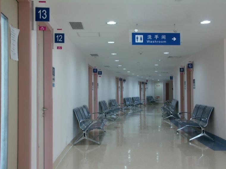 中山医院门急诊医疗综合楼工程第19张图片