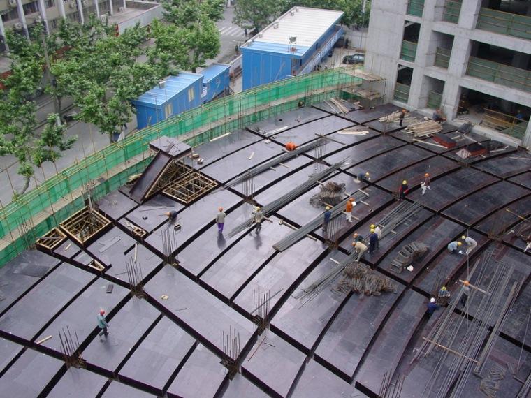 中山医院门急诊医疗综合楼工程第22张图片