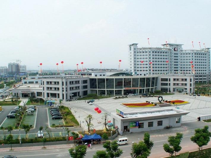 永康市第一人民医院迁建工程