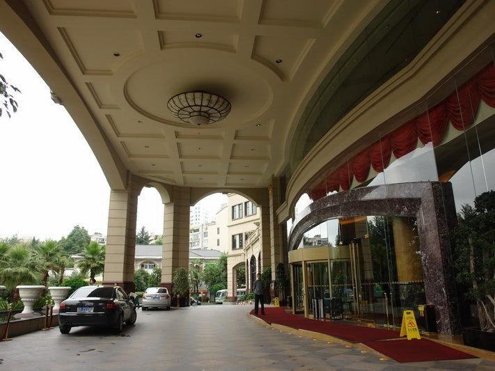 翠湖宾馆二期工程(商务综合楼)第1张图片
