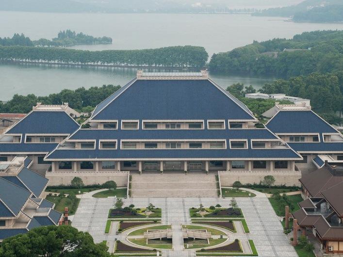 湖北省博物馆综合陈列馆