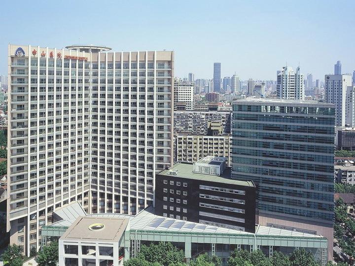 中山医院门急诊医疗综合楼工程第1张图片