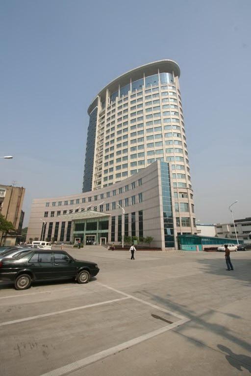 武钢总医院新建综合住院大楼第8张图片