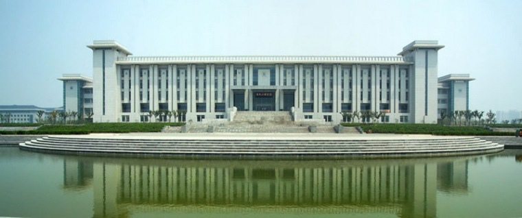 东南大学九龙湖校区图书馆工程第13张图片