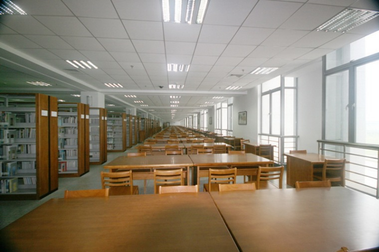 东南大学九龙湖校区图书馆工程第17张图片