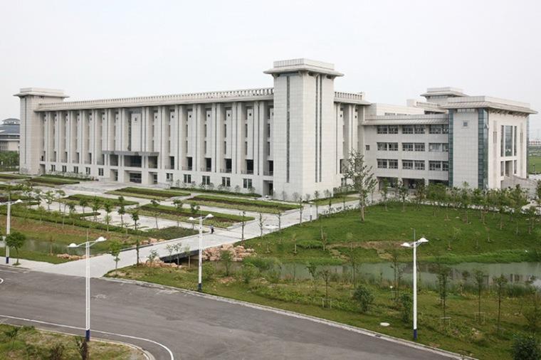 东南大学九龙湖校区图书馆工程第19张图片