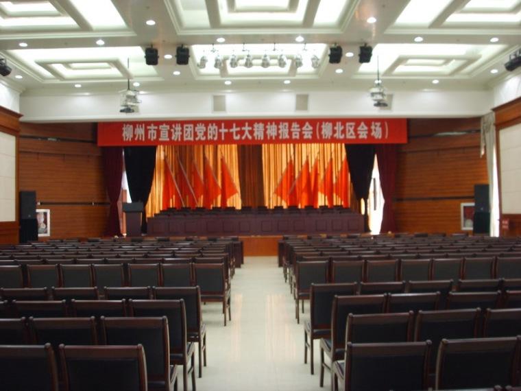 柳州市柳北区人民政府行政中心办公楼第4张图片