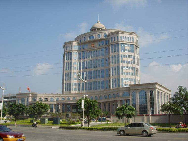 柳州市柳北区人民政府行政中心办公楼第16张图片
