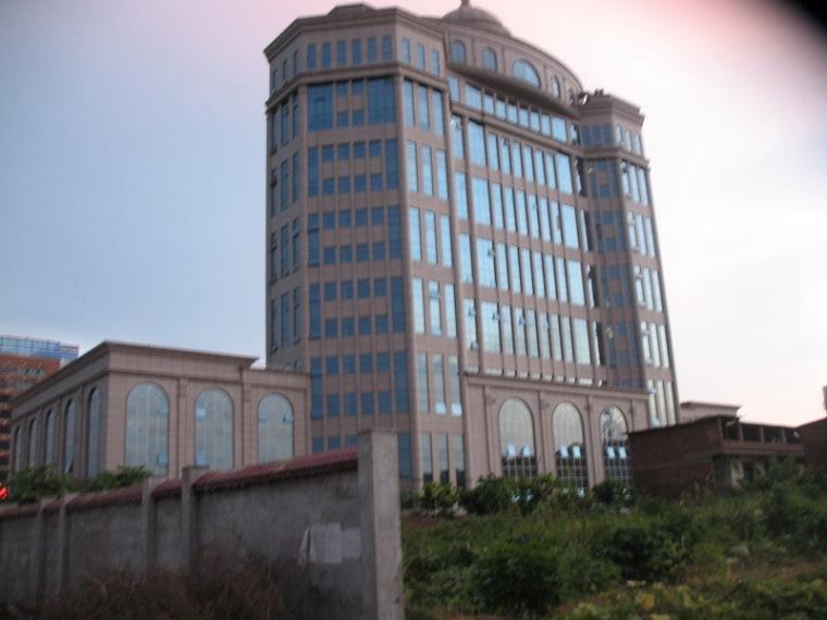 柳州市柳北区人民政府行政中心办公楼第17张图片