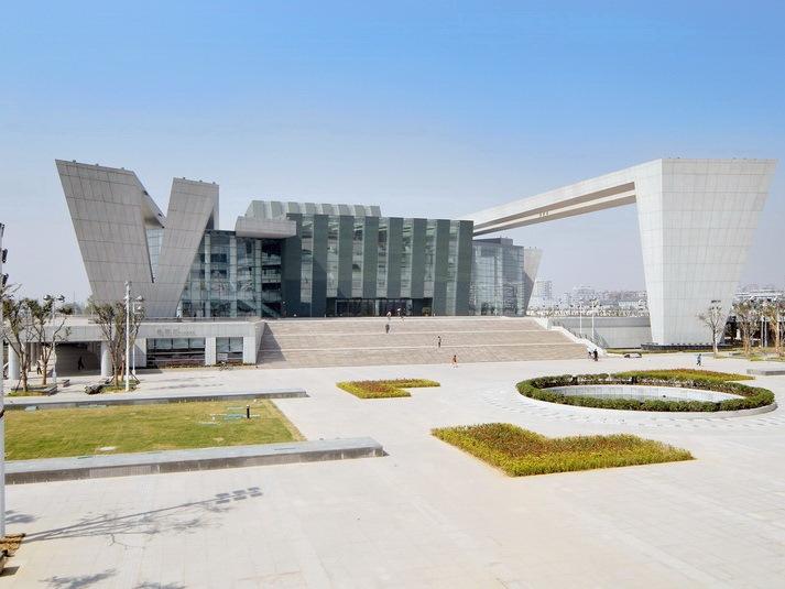武汉琴台文化艺术中心一期琴台大剧院工程