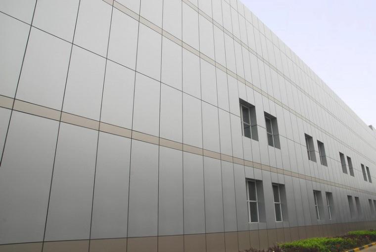 """安阳卷烟厂""""十五""""技改项目联合工房工程第14张图片"""