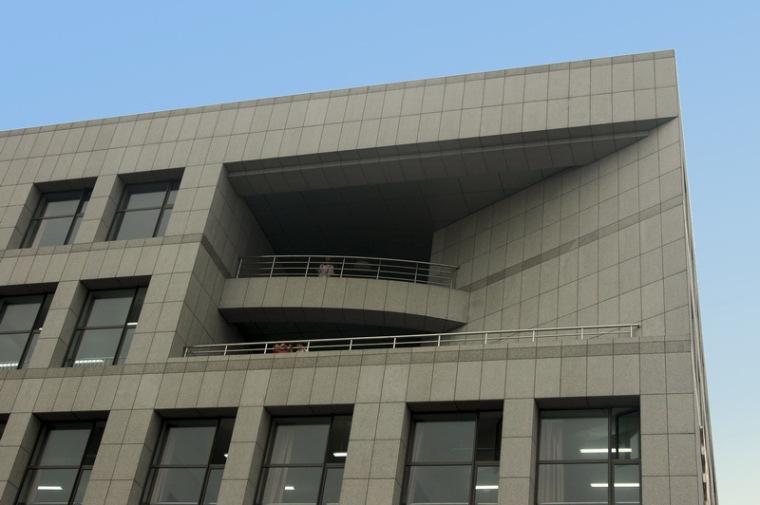 大连水产学院主教学楼第7张图片