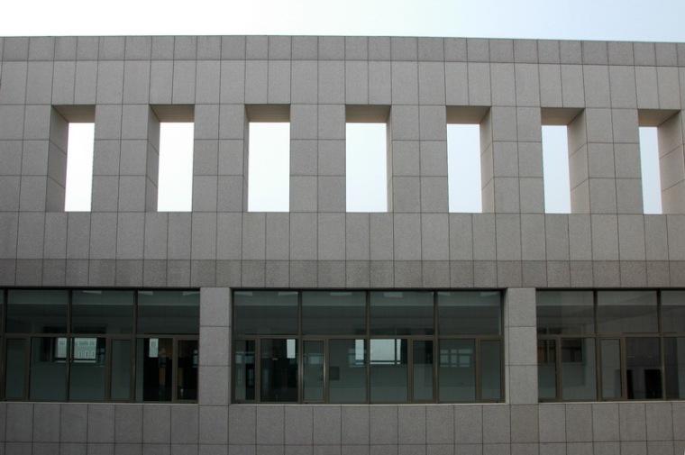 大连水产学院主教学楼第10张图片