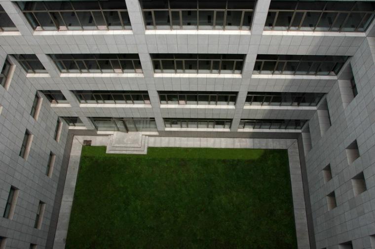 大连水产学院主教学楼第12张图片