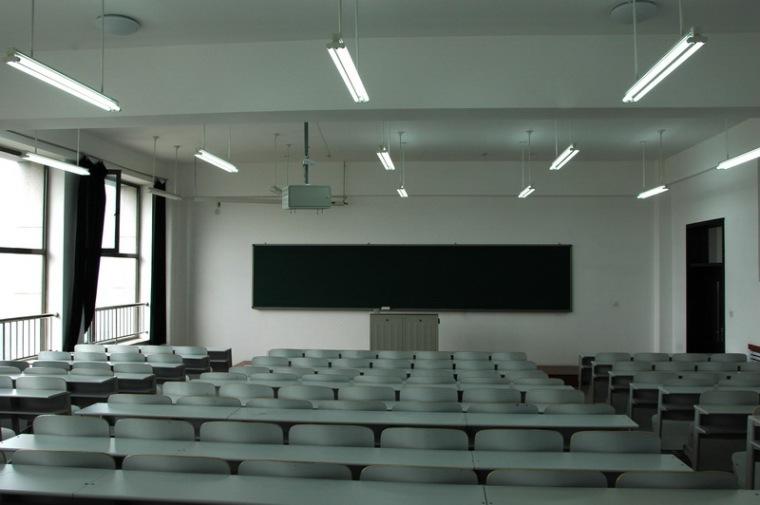 大连水产学院主教学楼第23张图片