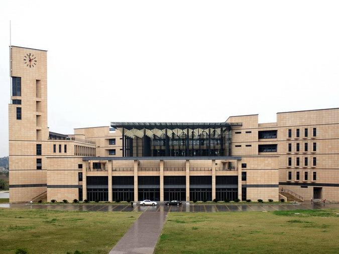 福州大学新校区图书馆工程