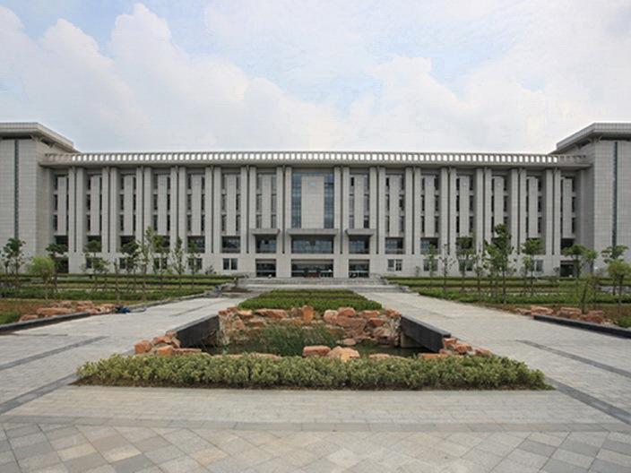 东南大学九龙湖校区图书馆工程第1张图片