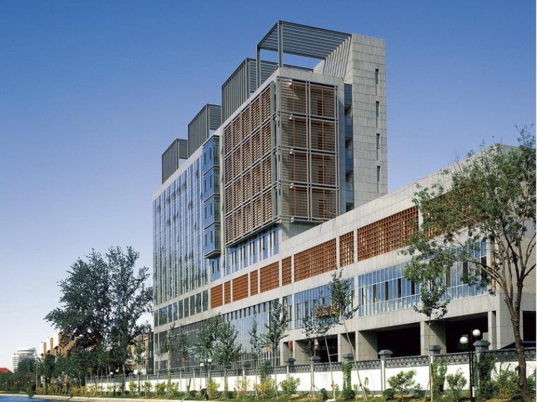 南开大学数学研究中心工程