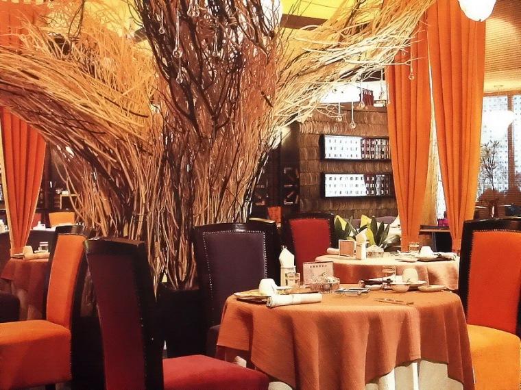暗香浮动主题餐厅