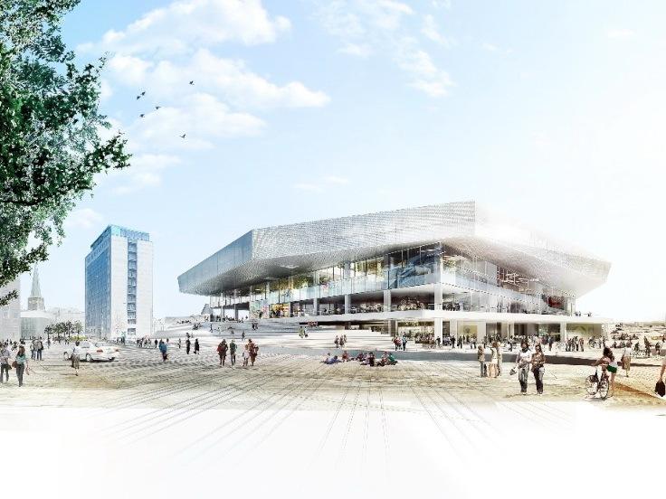 城市媒体空间图书馆
