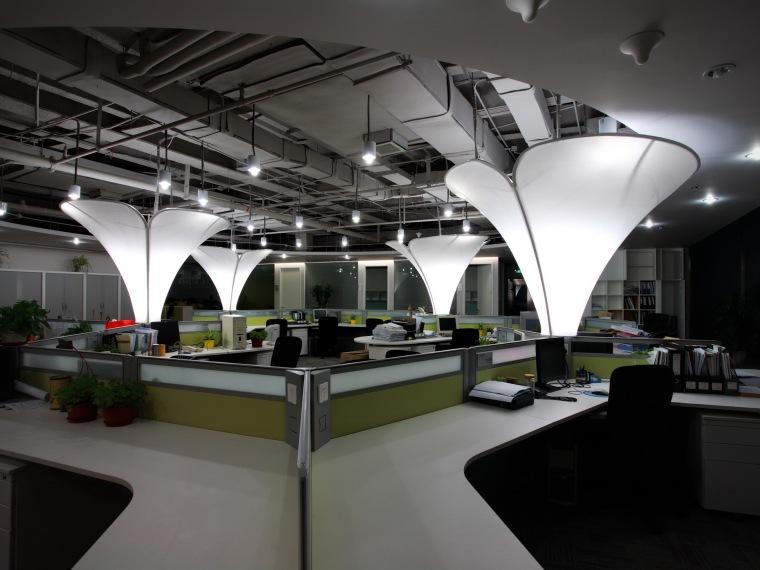 办公设计--华远地产总部
