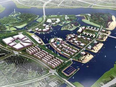 宁波市湾头地区前期发展策划与概念规划