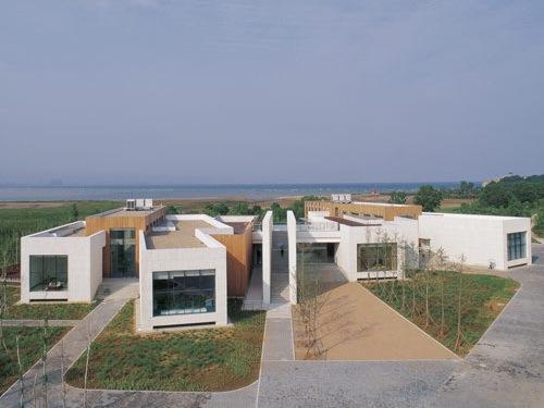 秦皇岛滨海植物园和鸟类博物馆设计