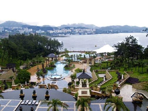 杭州千岛湖开元度假村