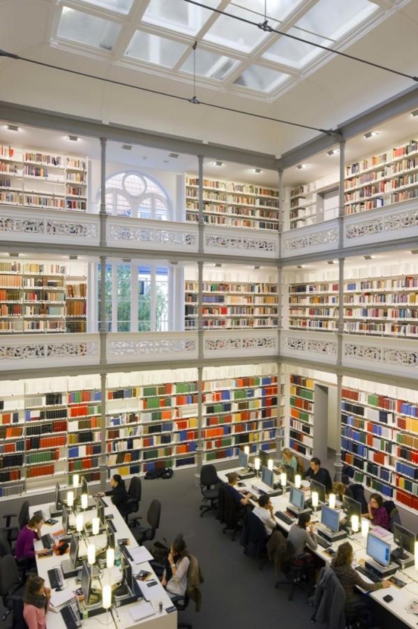 乌德勒支大学图书馆第11张图片