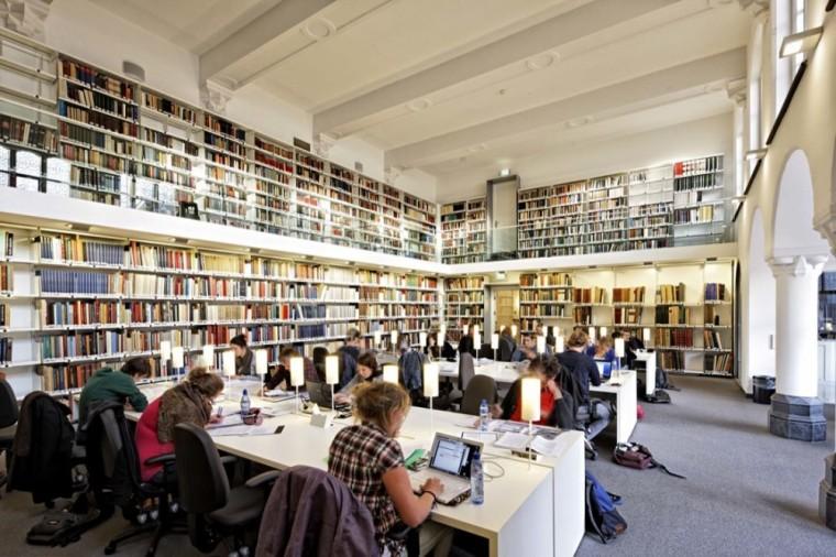 乌德勒支大学图书馆第13张图片