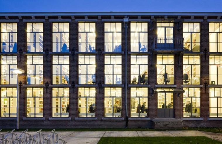乌德勒支大学图书馆第15张图片