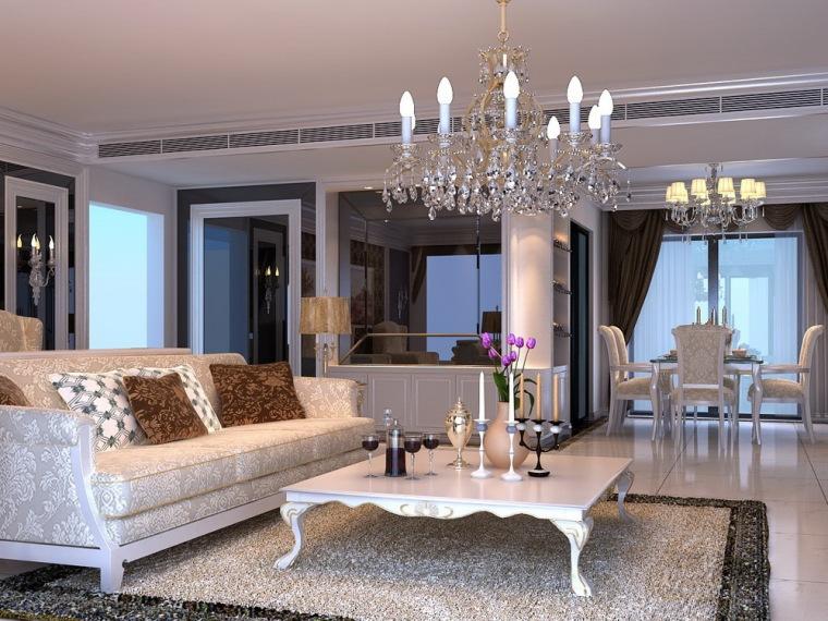 居室设计--现代欧式