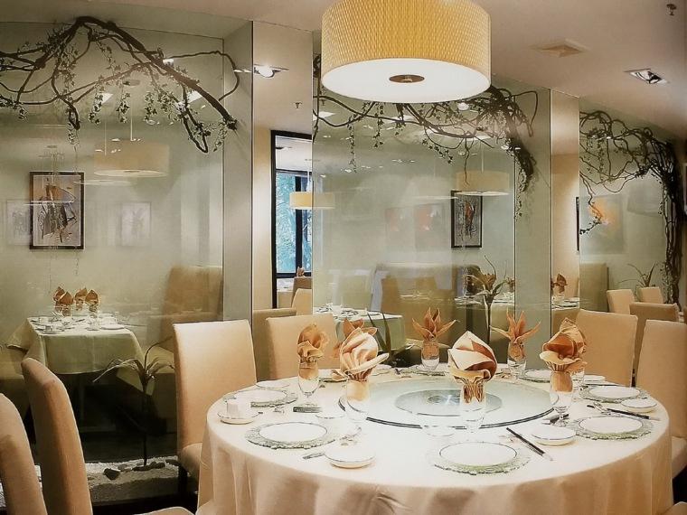 餐厅--翠蝶轩