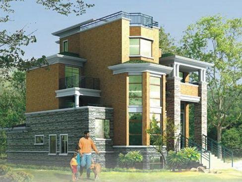 10套完整别墅设计