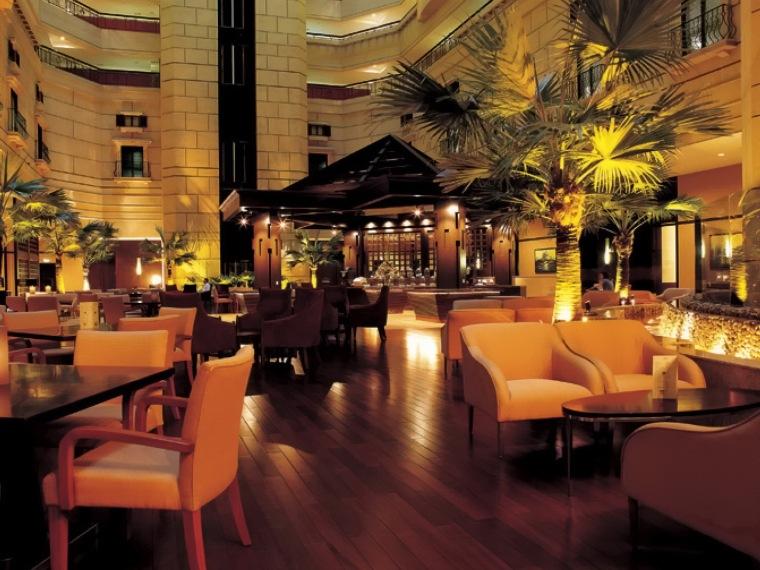 上海新亚汤臣洲际大酒店