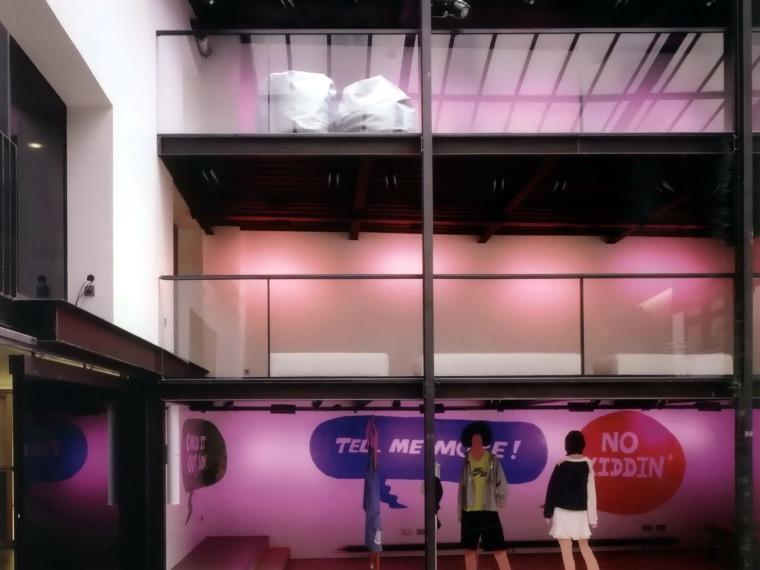 耐克客户接待所与产品展示中心