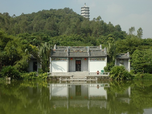 深圳国际园林花卉博览园