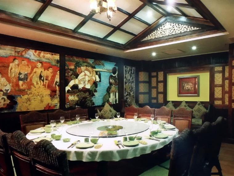 餐厅VIP房