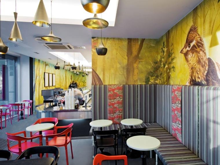 BIT Bogstadveien 快餐厅