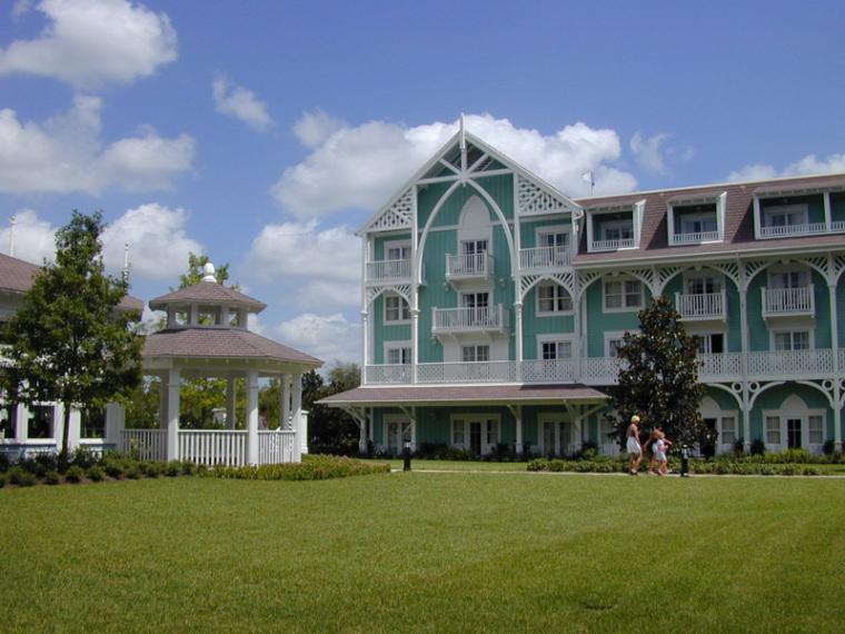 沙灘俱樂部別墅