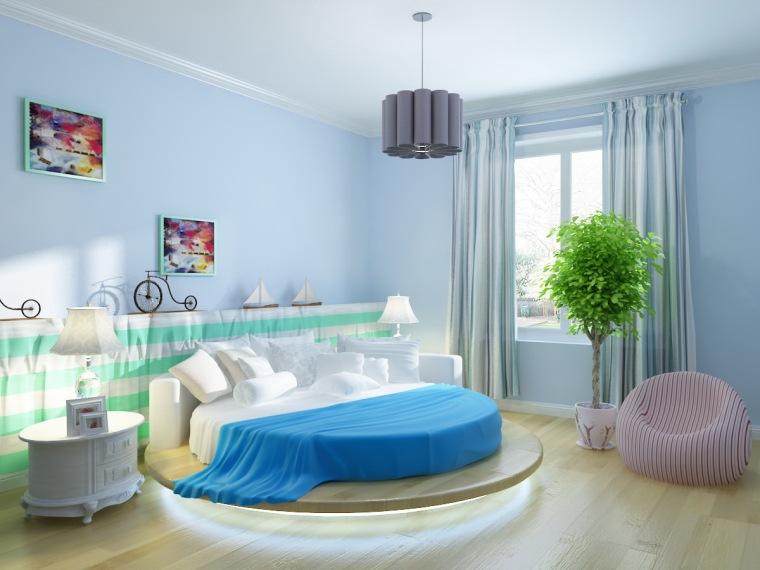 居室设计--现代简欧