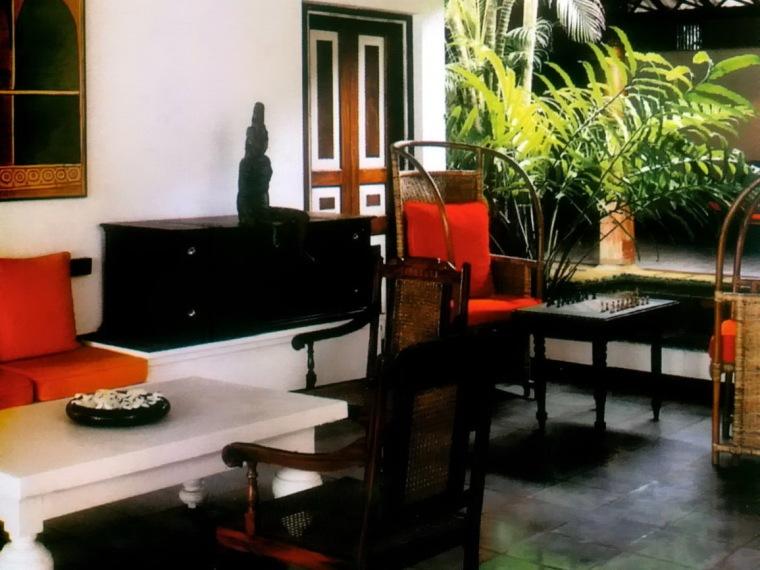 居室设计--热带地区当代建筑1