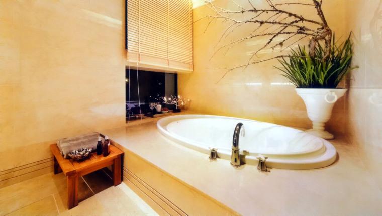 居室设计--元大建设一品苑150平方米样品屋台北第11张图片