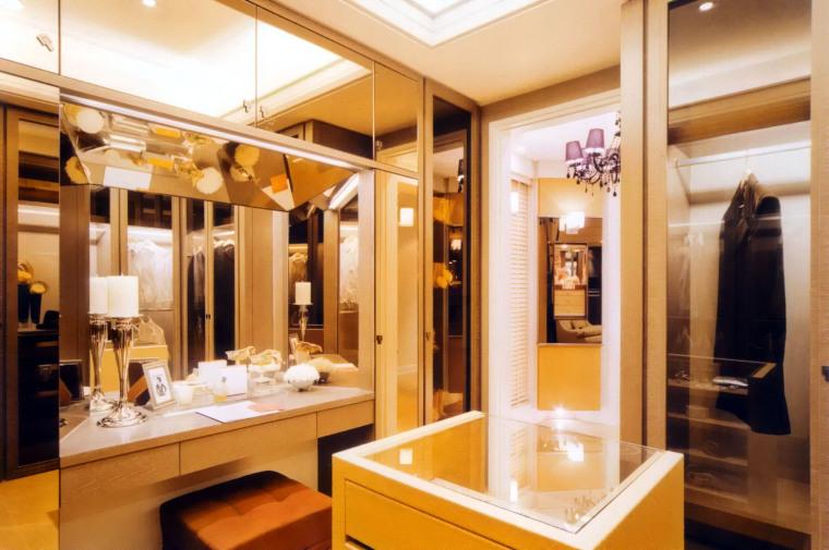 居室设计--元大建设一品苑150平方米样品屋台北第14张图片
