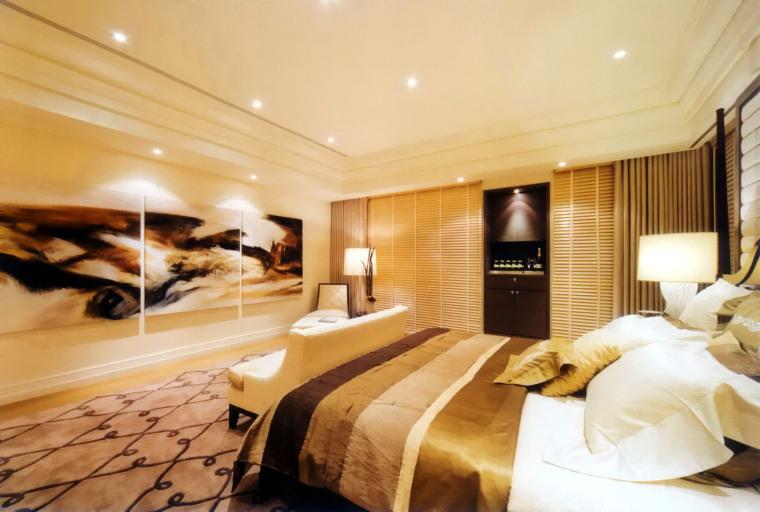 居室设计--元大建设一品苑150平方米样品屋台北第17张图片