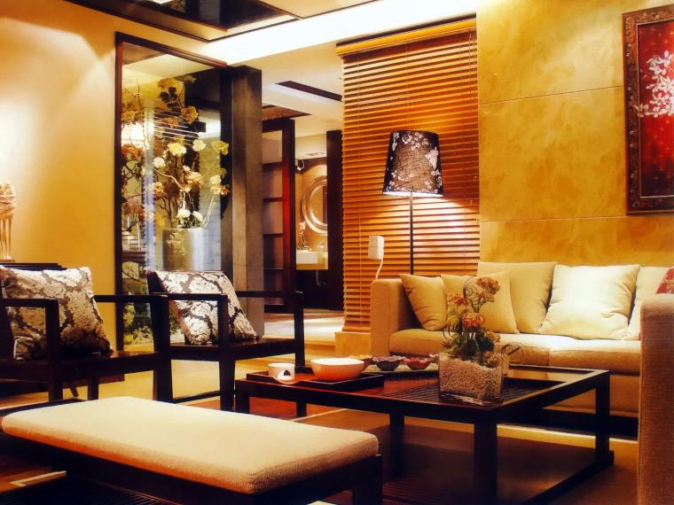 居室设计--经典时代样板房