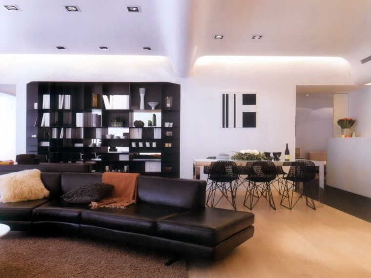 居室设计--藏富样品屋