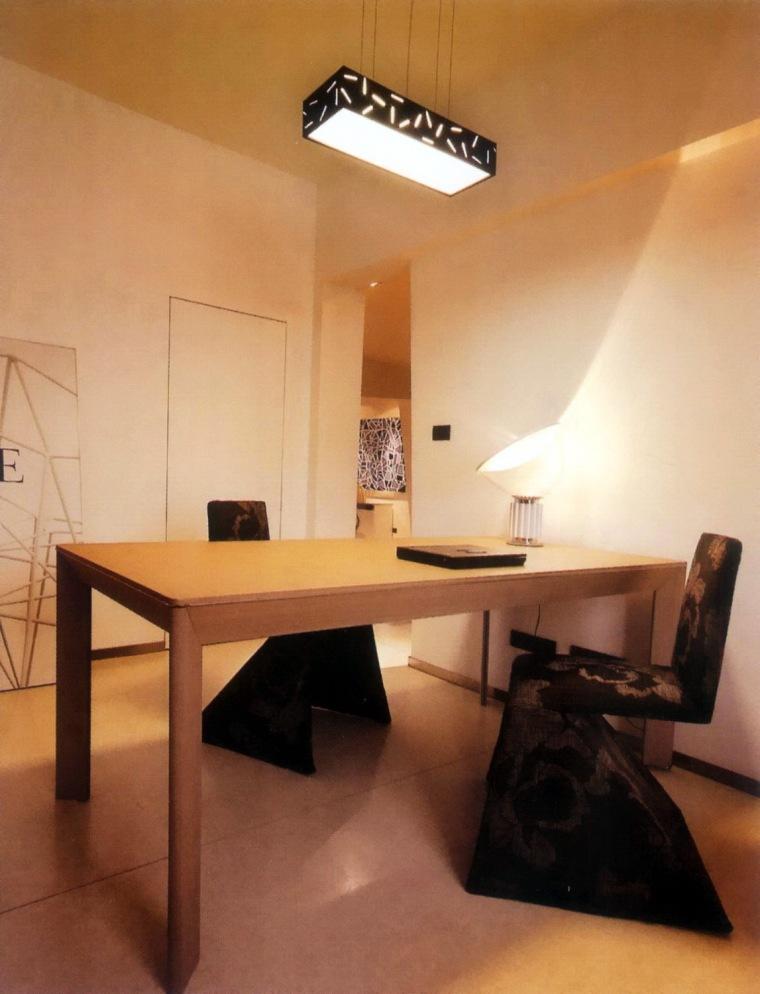 居室设计--阳光100西区国际样板间第4张图片